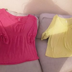 Lane Bryant Pink top ONLY 18/20